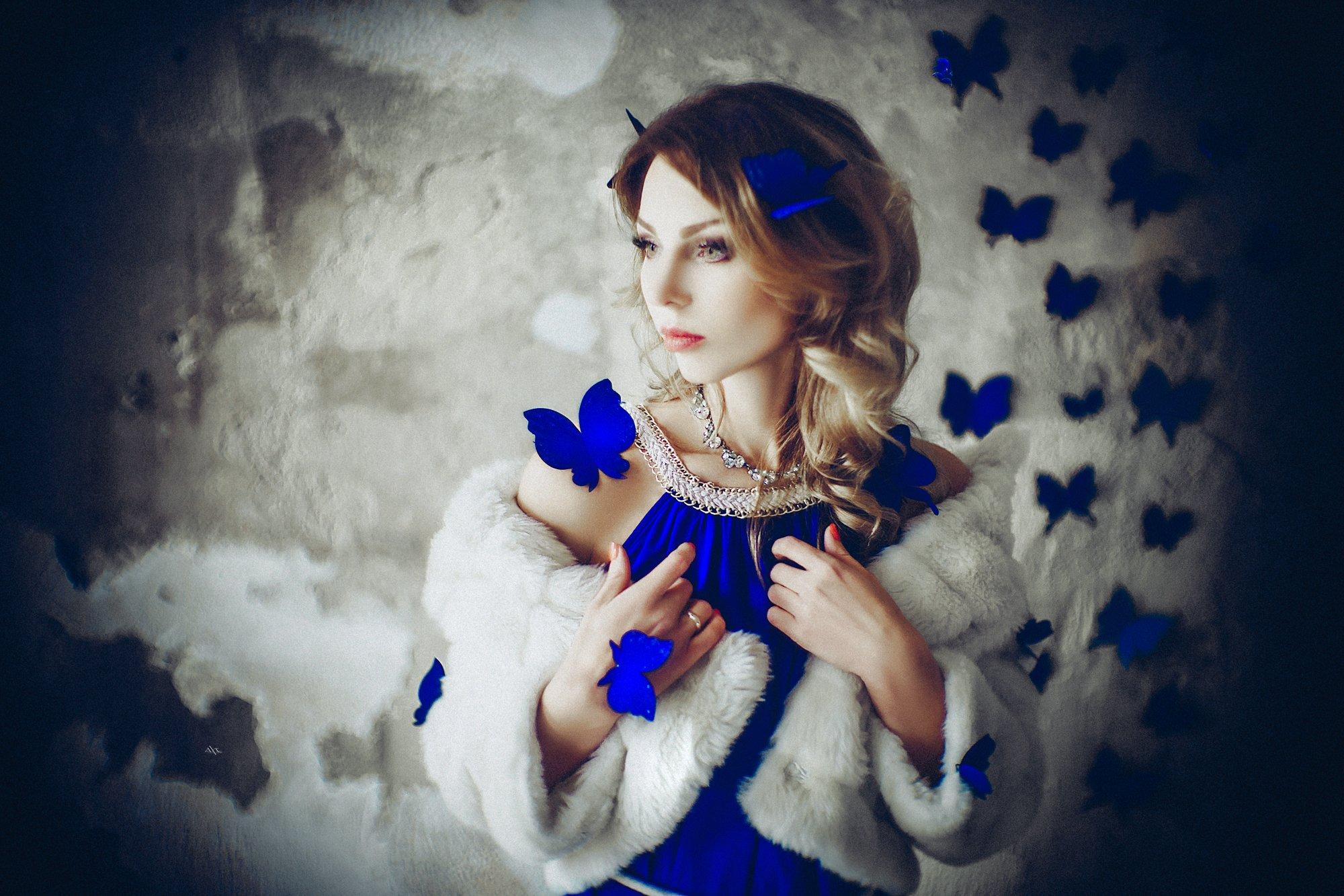 art, portrait, woman, bokeh, natural light, beauty, Руслан Болгов (Axe)
