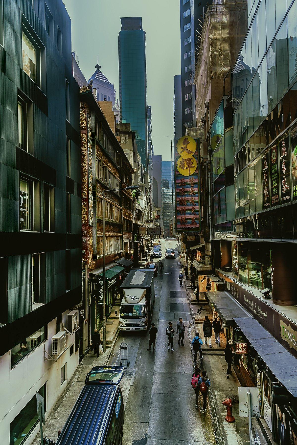 HongKong, arnie