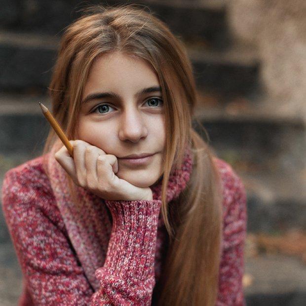 девочка, модель, детство, Вьюшкин Игорь