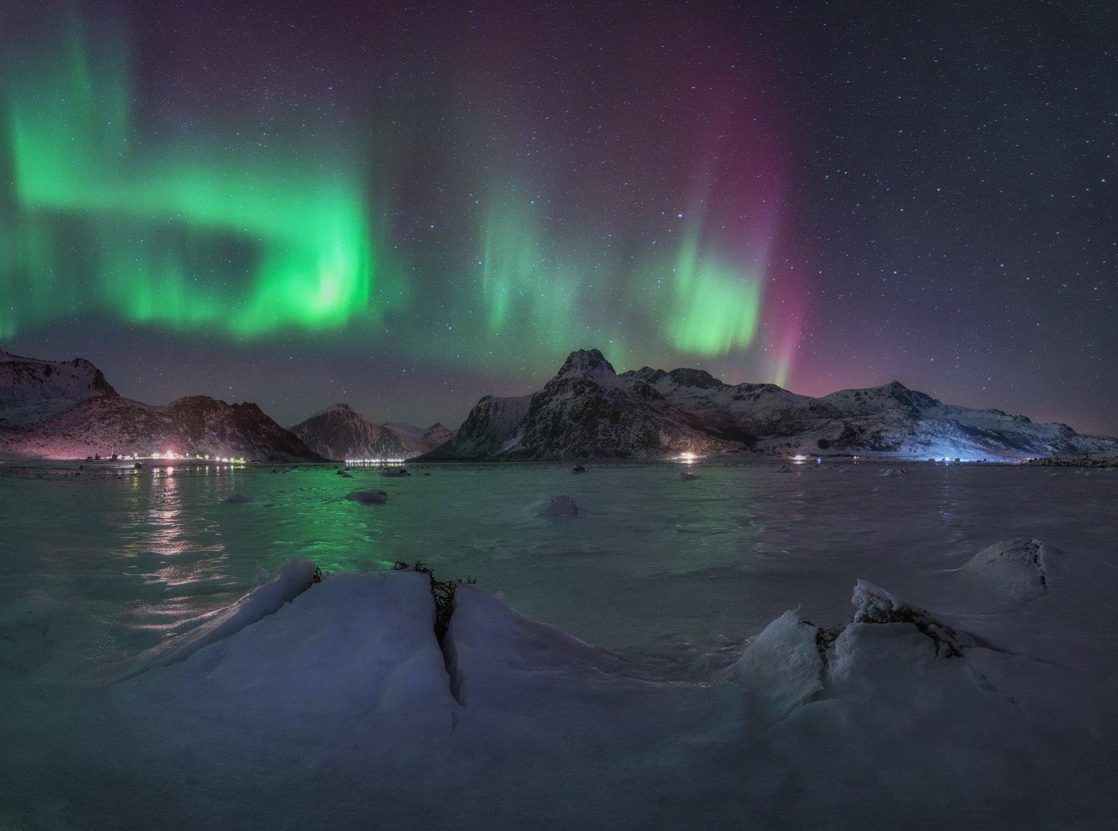 норвегия, Андрей Грачев