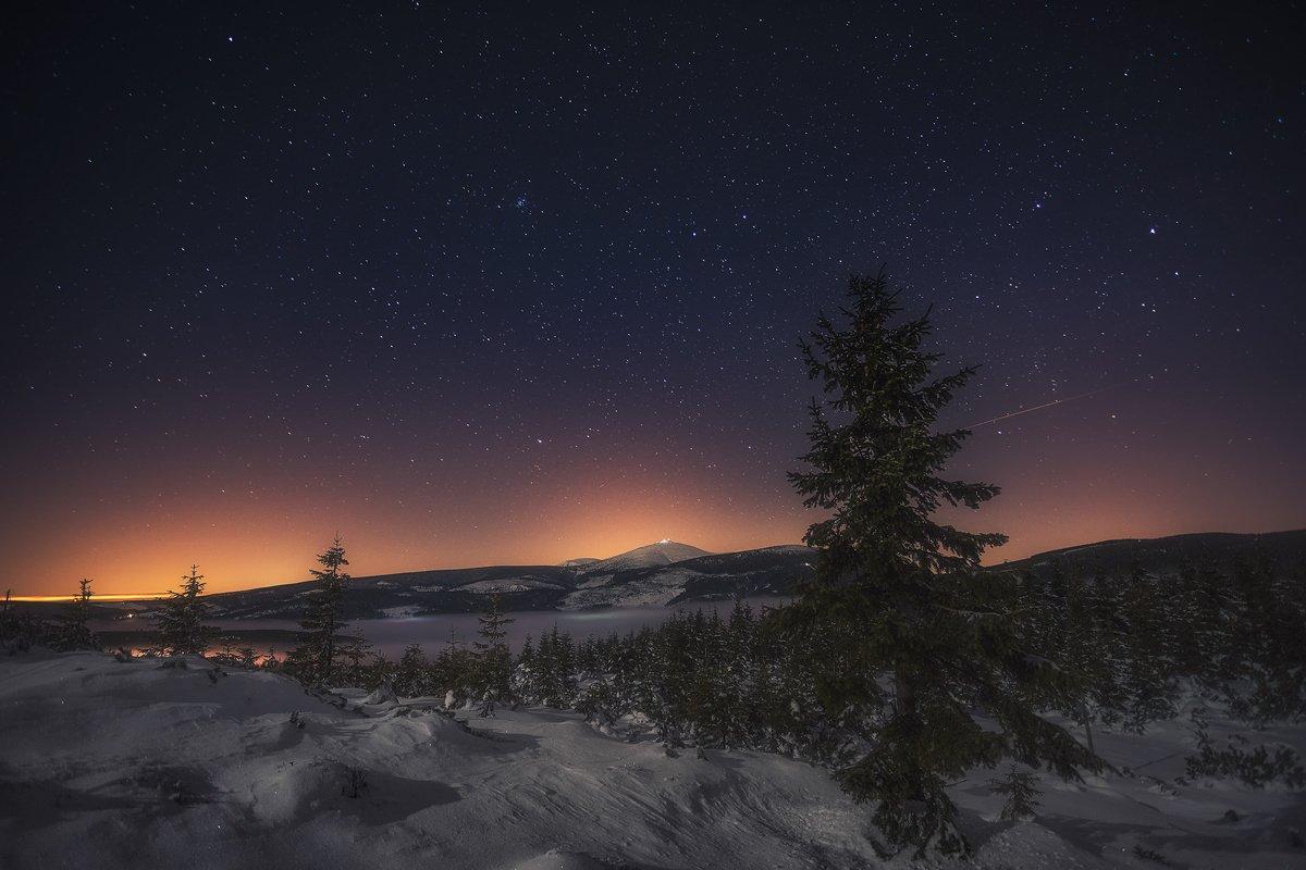 landscape,canon,winter,night, Iza i Darek Mitręga
