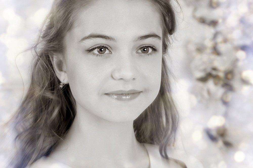 дети портрет машенька, Римма Алеева