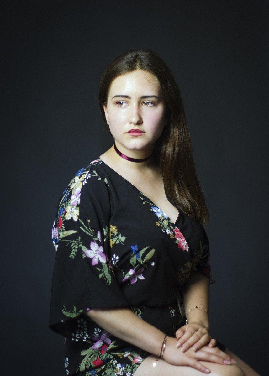 девушка, портрет, настроение, valeko