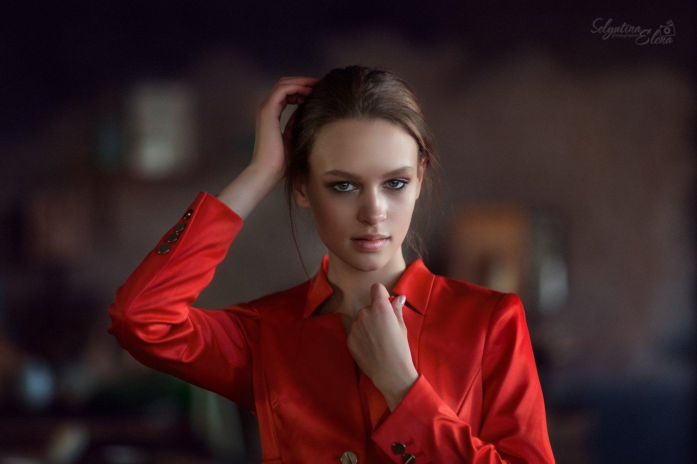 , Elena Selyutina