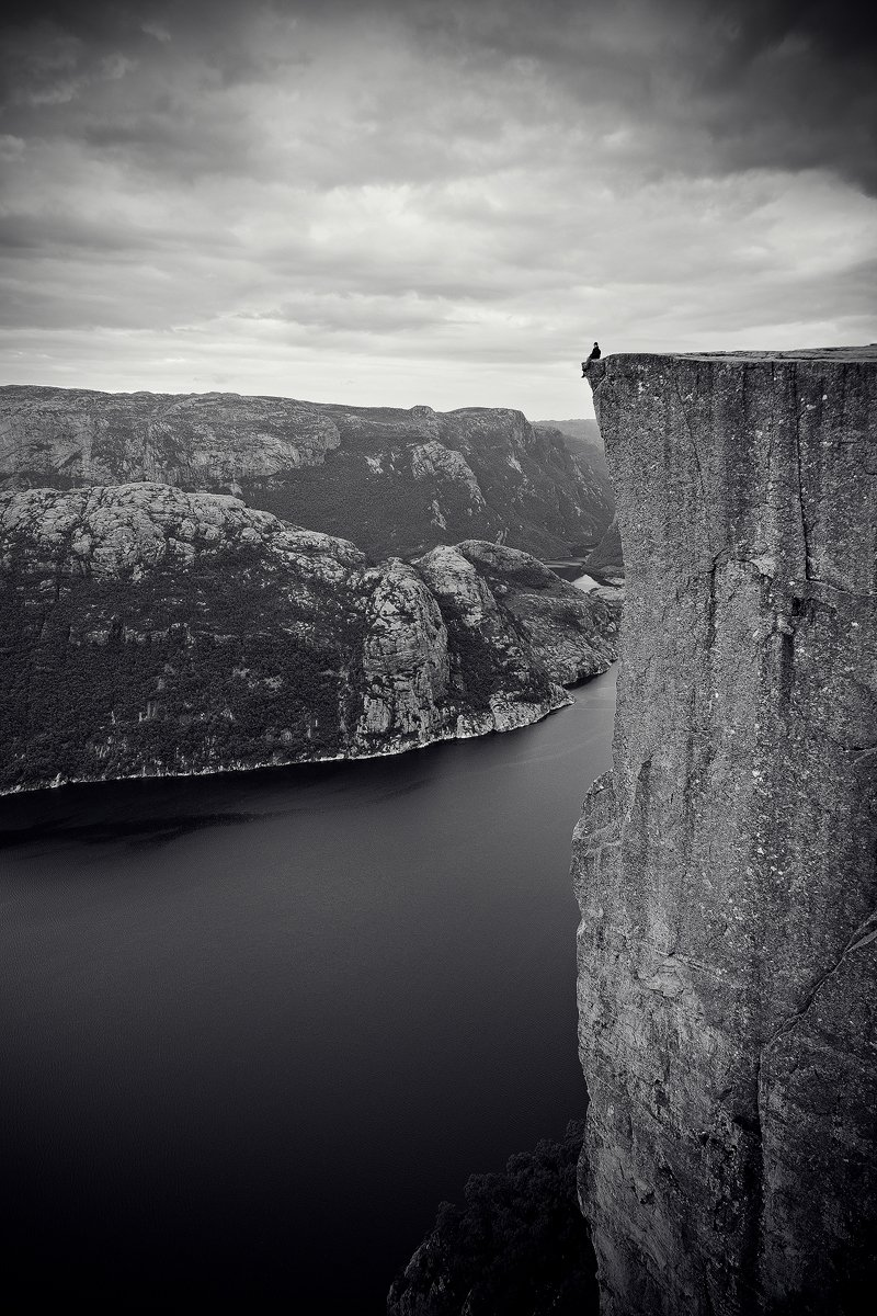 preikestolen, norway, scandinavia, Csomai David