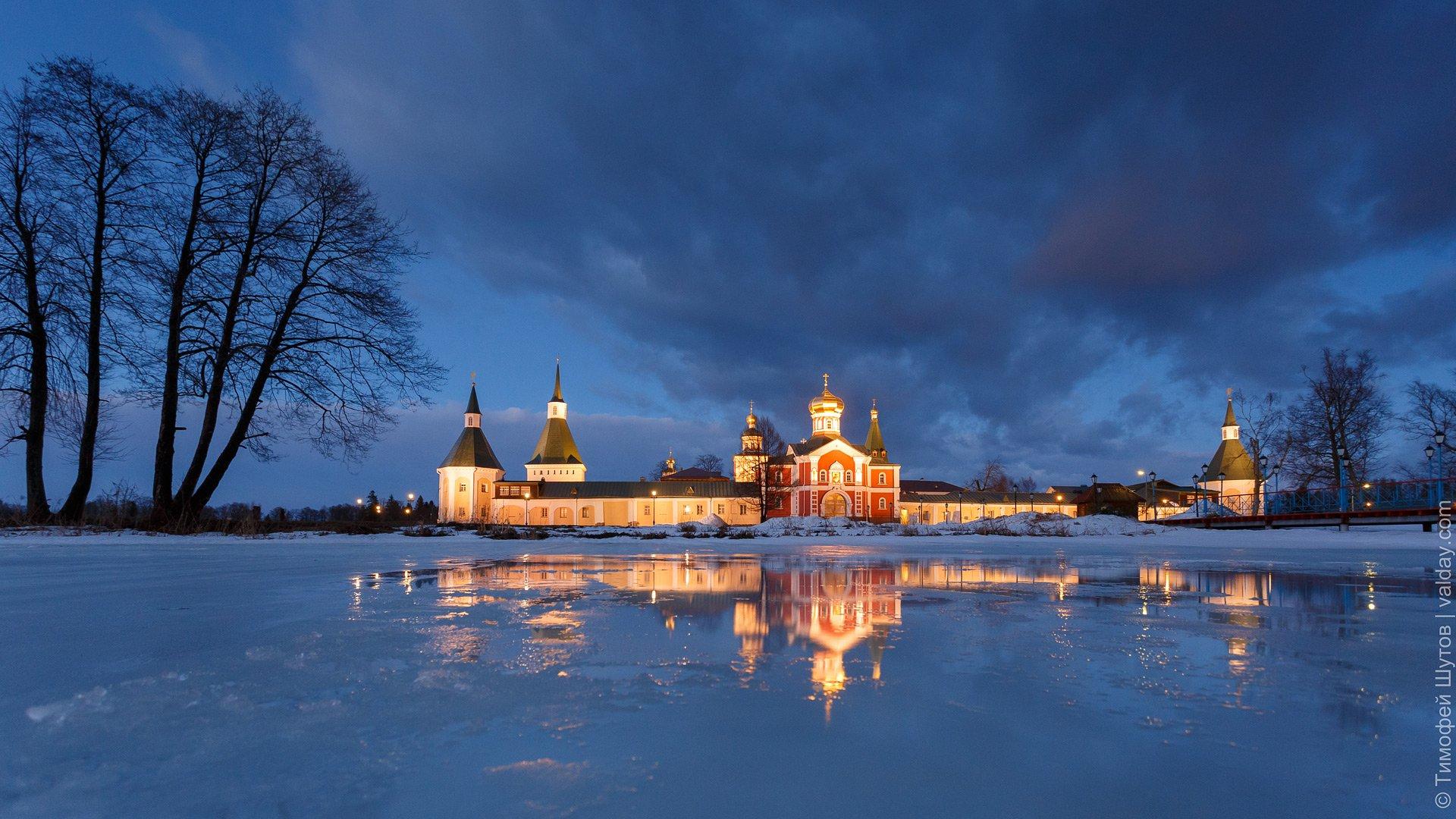 иверский монастырь, валдай, Тимофей Шутов