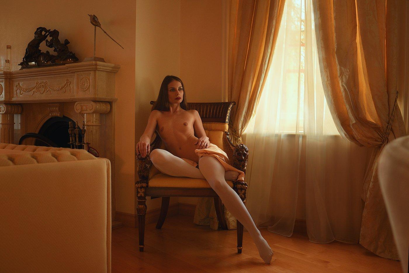 девушка, модель, ню, Вьюшкин Игорь