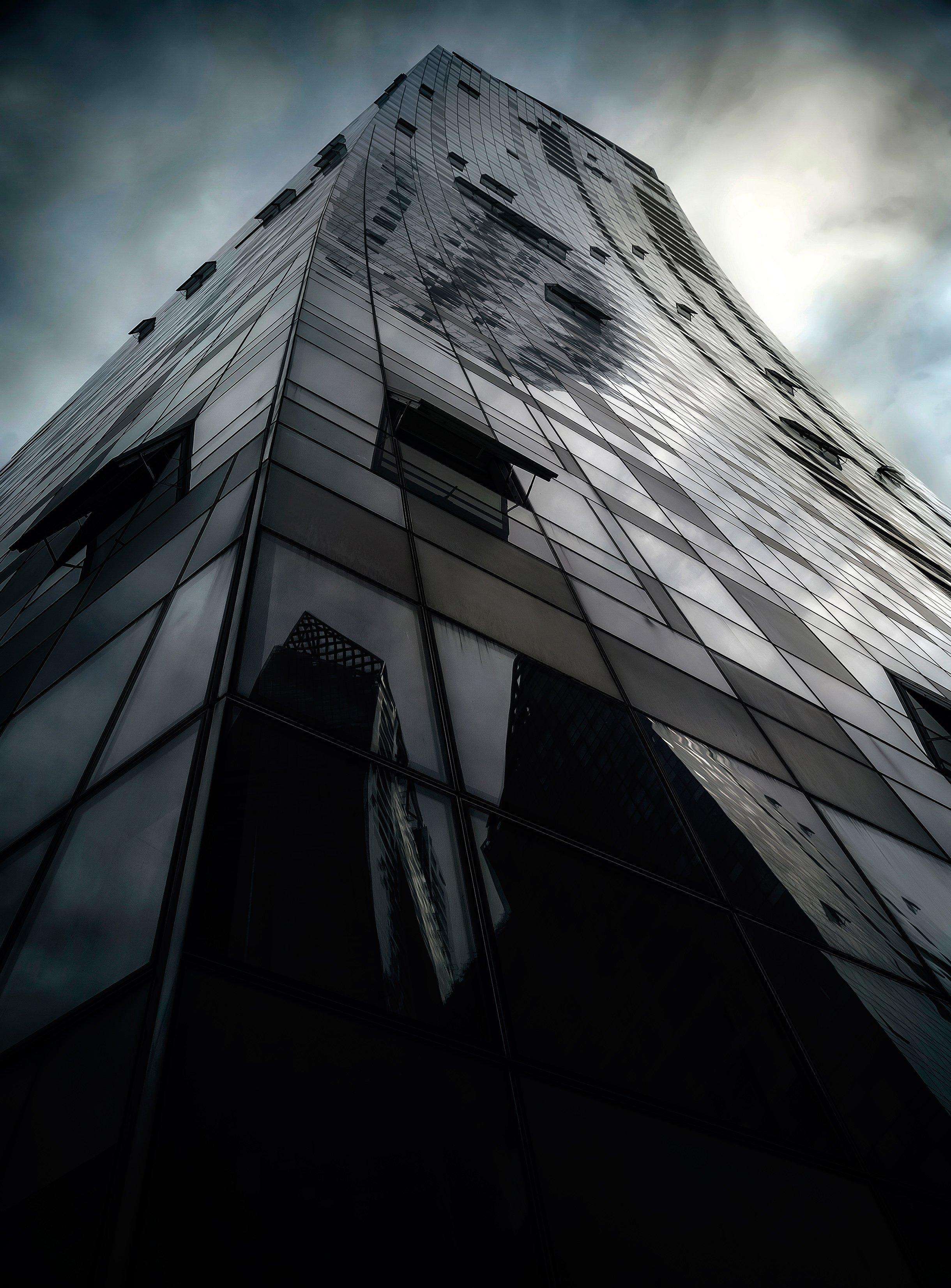 архитектура, город, сингапур, азия, небоскреб, Алексей Ермаков