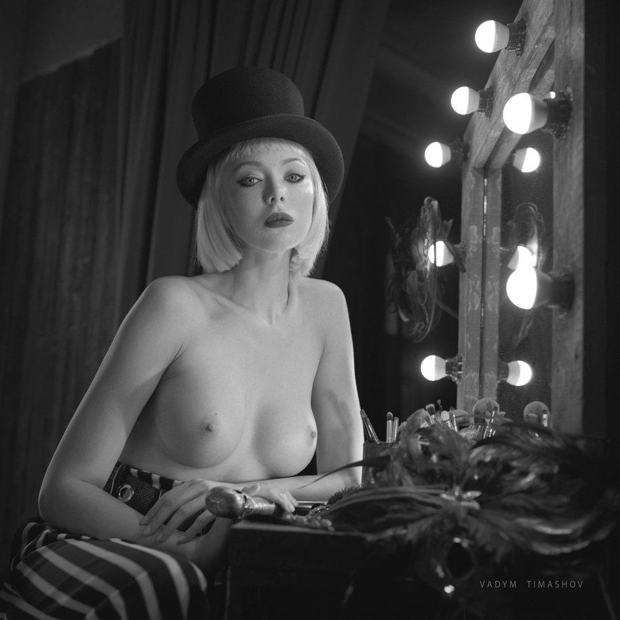 nude, art, black and white, beauty, portrait, Вадим Тимашов