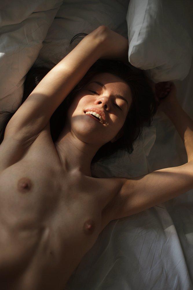 солнце, ню, портрет, Aleksandr Kljuchenkow