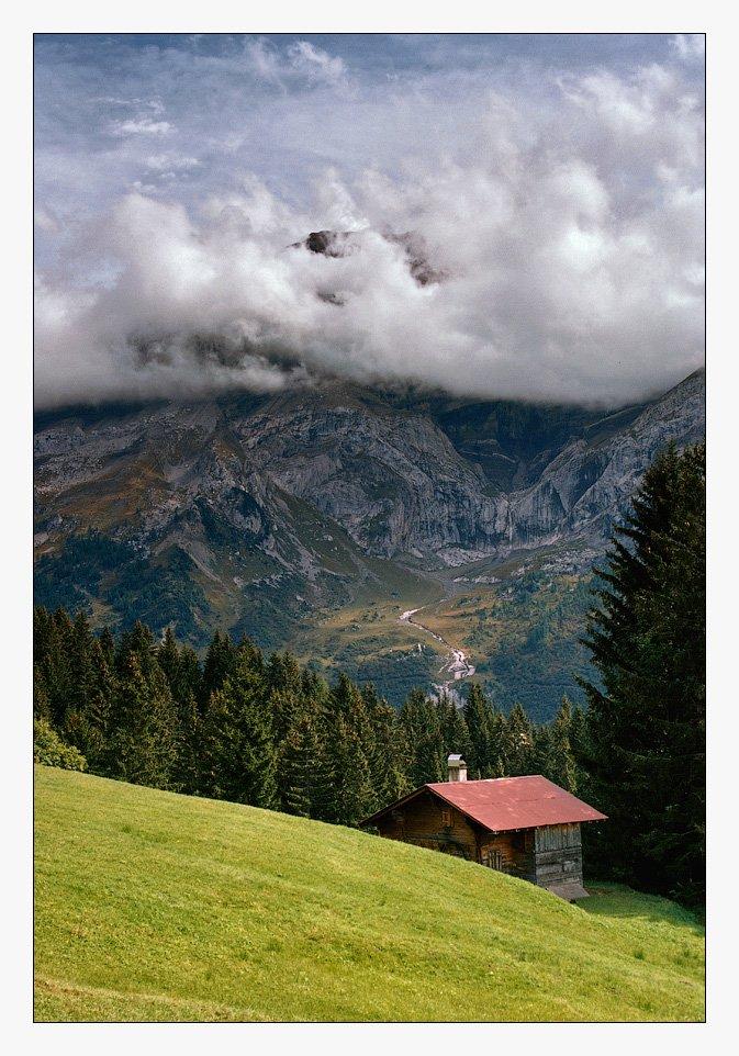 les diablerets, switzerland, kodak ektar, sshestov