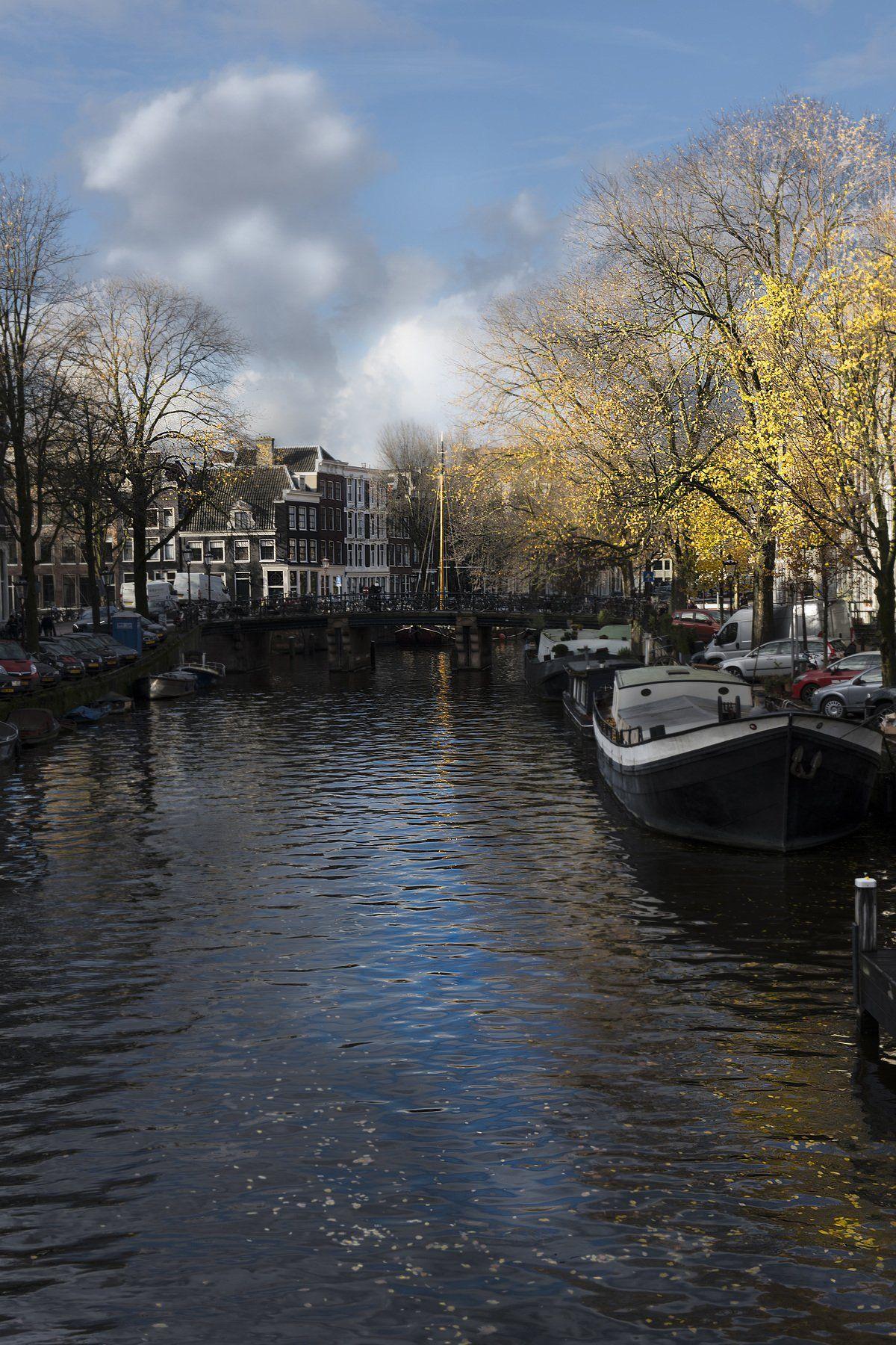 amsterdam, canals, travel, Dmitry Samoylin