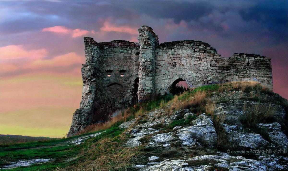 замок,крепость, украина,кудринцы, Sergey-Nik-Melnik.by