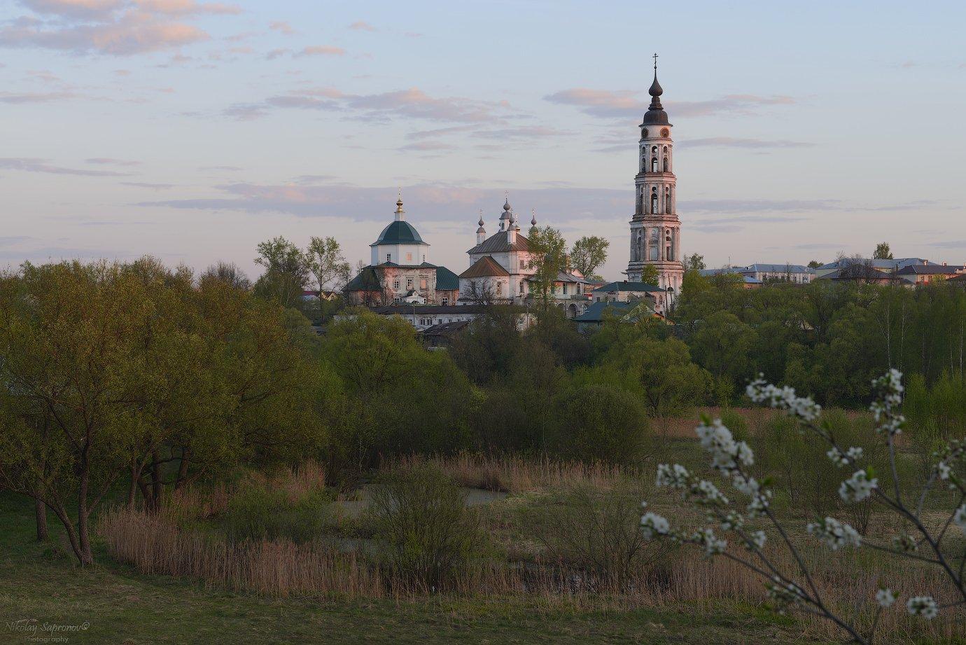 лежнево, ивановская область, ухтохма, золотое кольцо, россия, лежневский район, Николай Сапронов