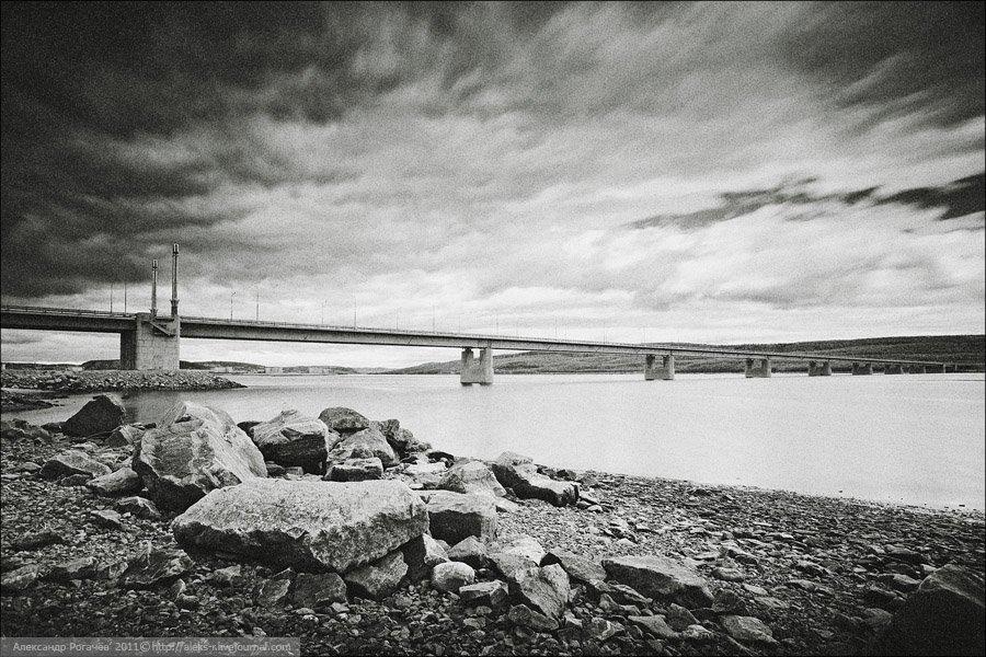 мурманск,пейзаж, Александр Рогачёв