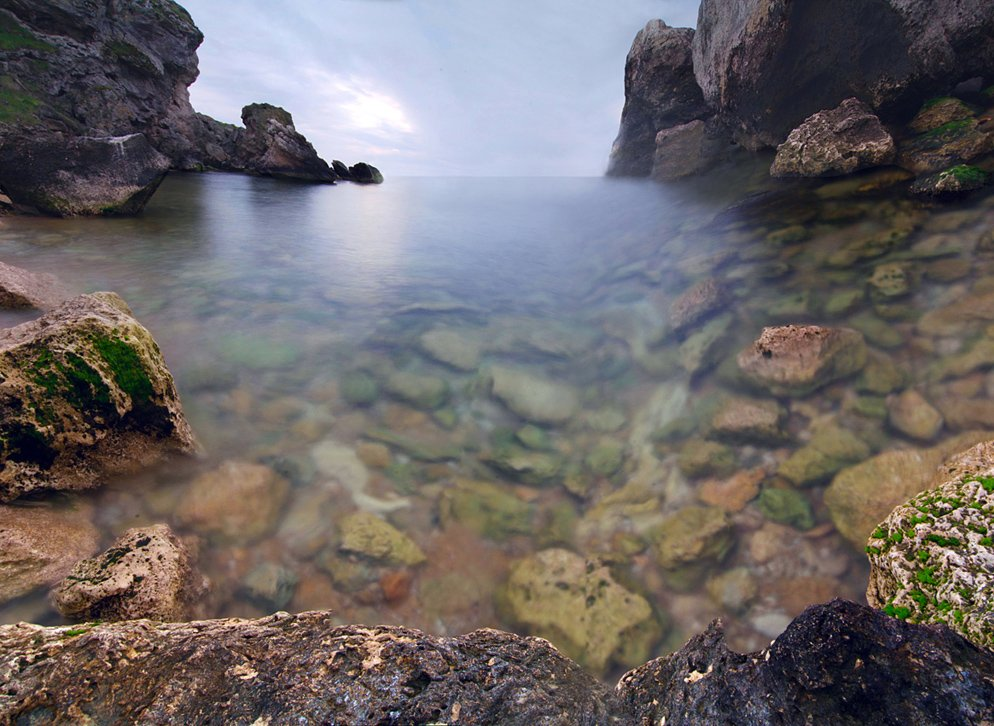 крым, море, весна, Алексей