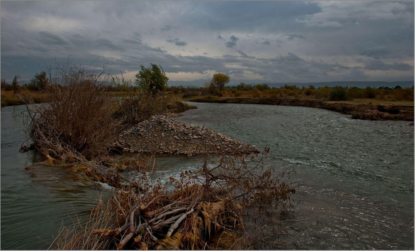 казахстана, юг, природа, Геннадий Меремьянин