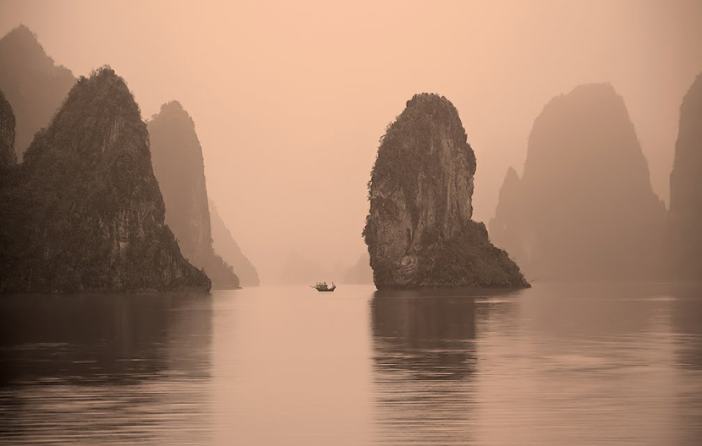 халонг бэй, вьетнам, Ne Horoshiy