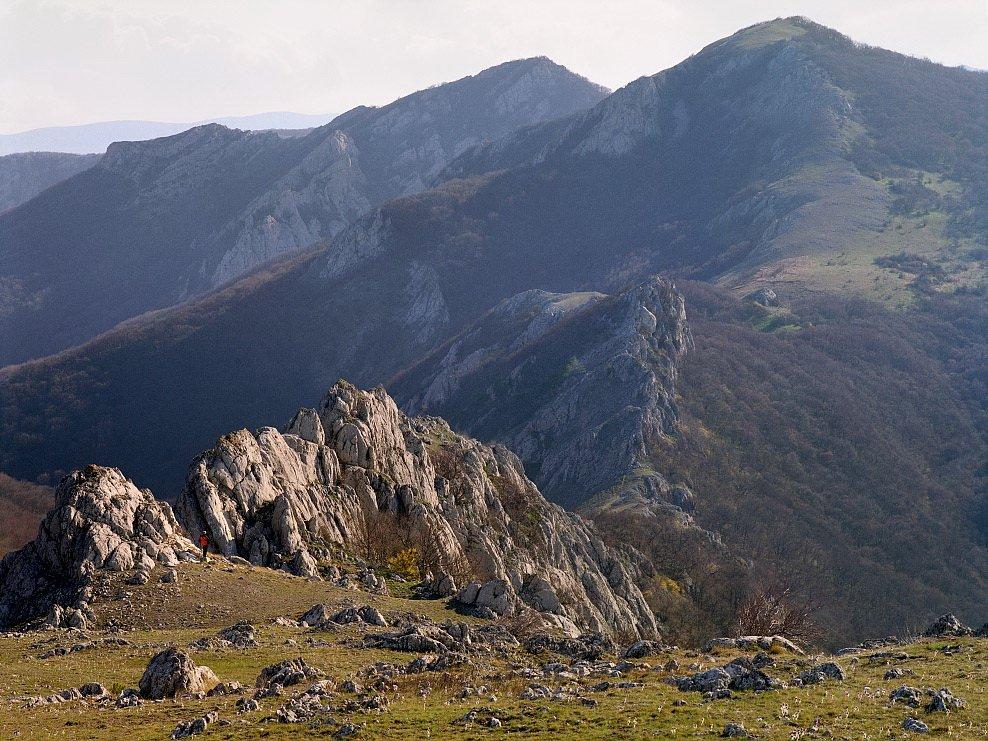 человек, горы, Алексей Пучков