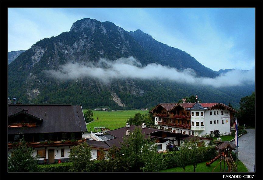 австрия,тироль,горы,релакс,морах,maurach on achensee,парадох, PARADOX