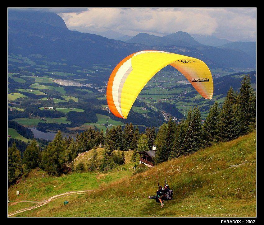 австрия,тироль,горы,полет,параплан,paradox, PARADOX