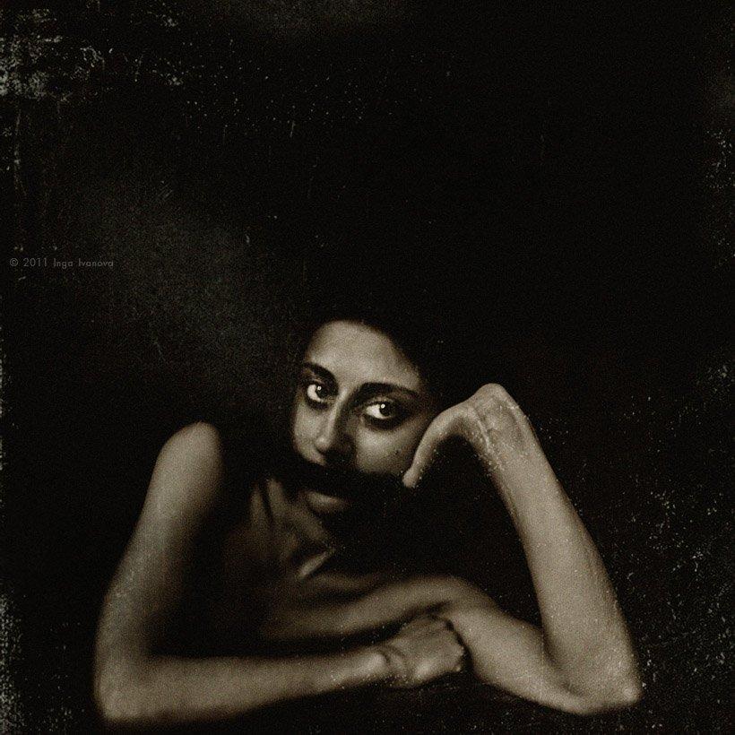 eyes,portrait,girl, Inga Ivanova