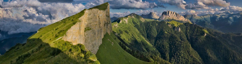 горы, кавказ, ФЁДОР