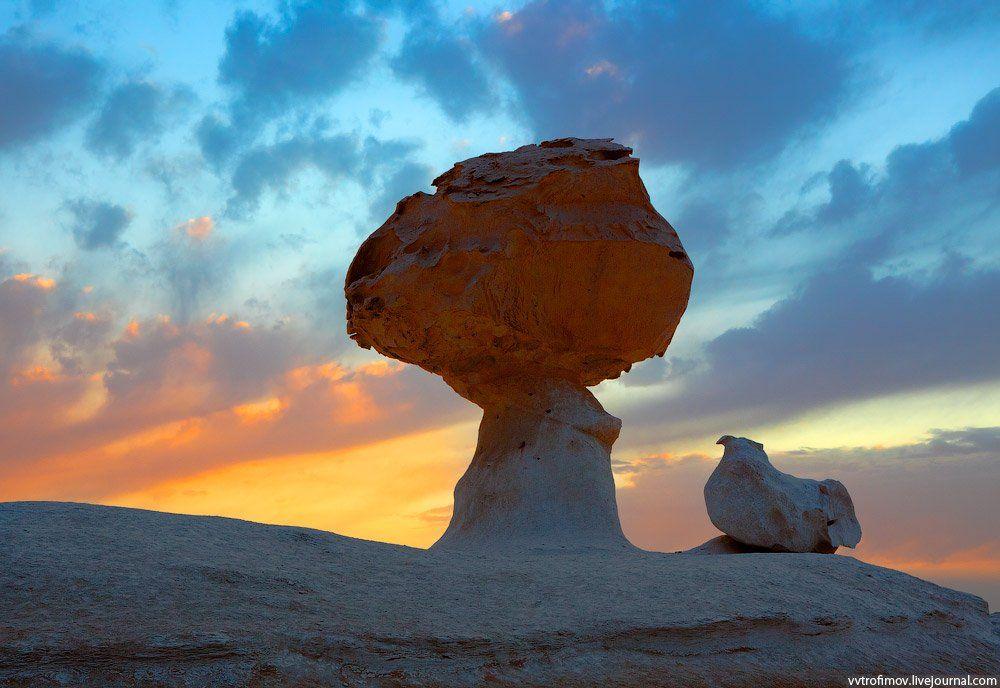 sahara, white desert, egypt, сахара, белая пустыня, египет, Vladimir Trofimov