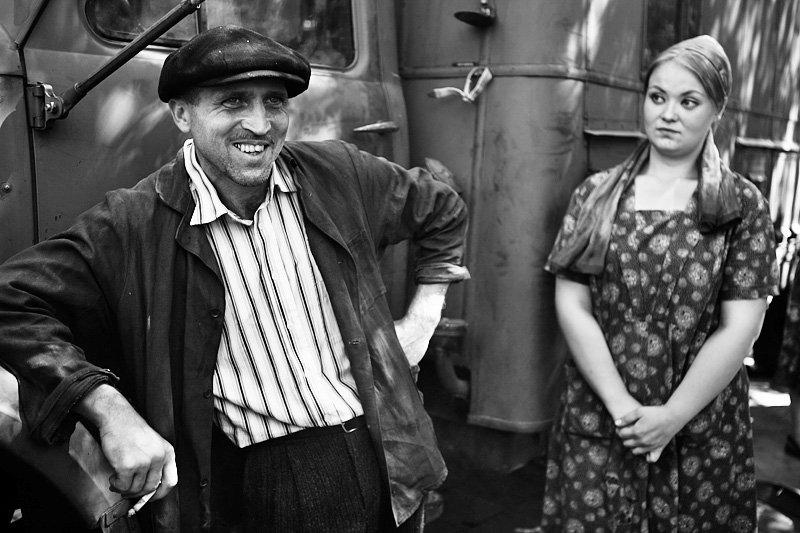 работяги, люди., Смолянская Евгения