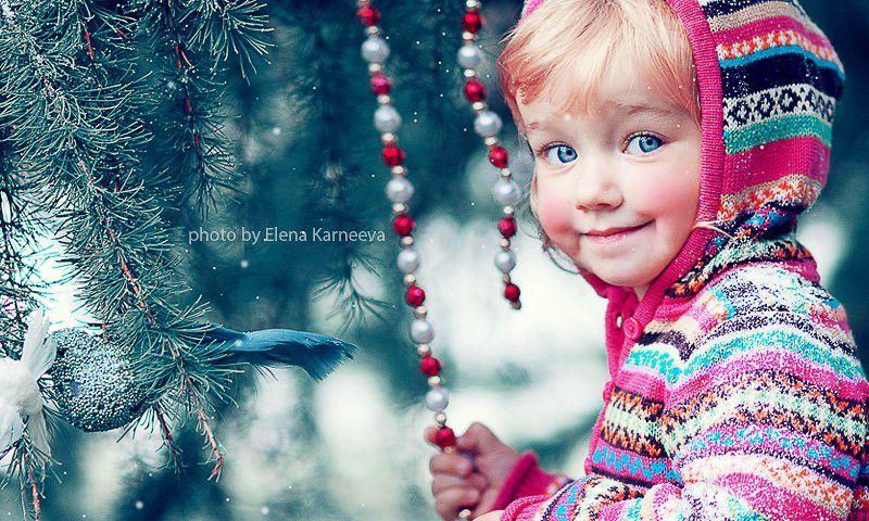 новый, год, Карнеева Елена