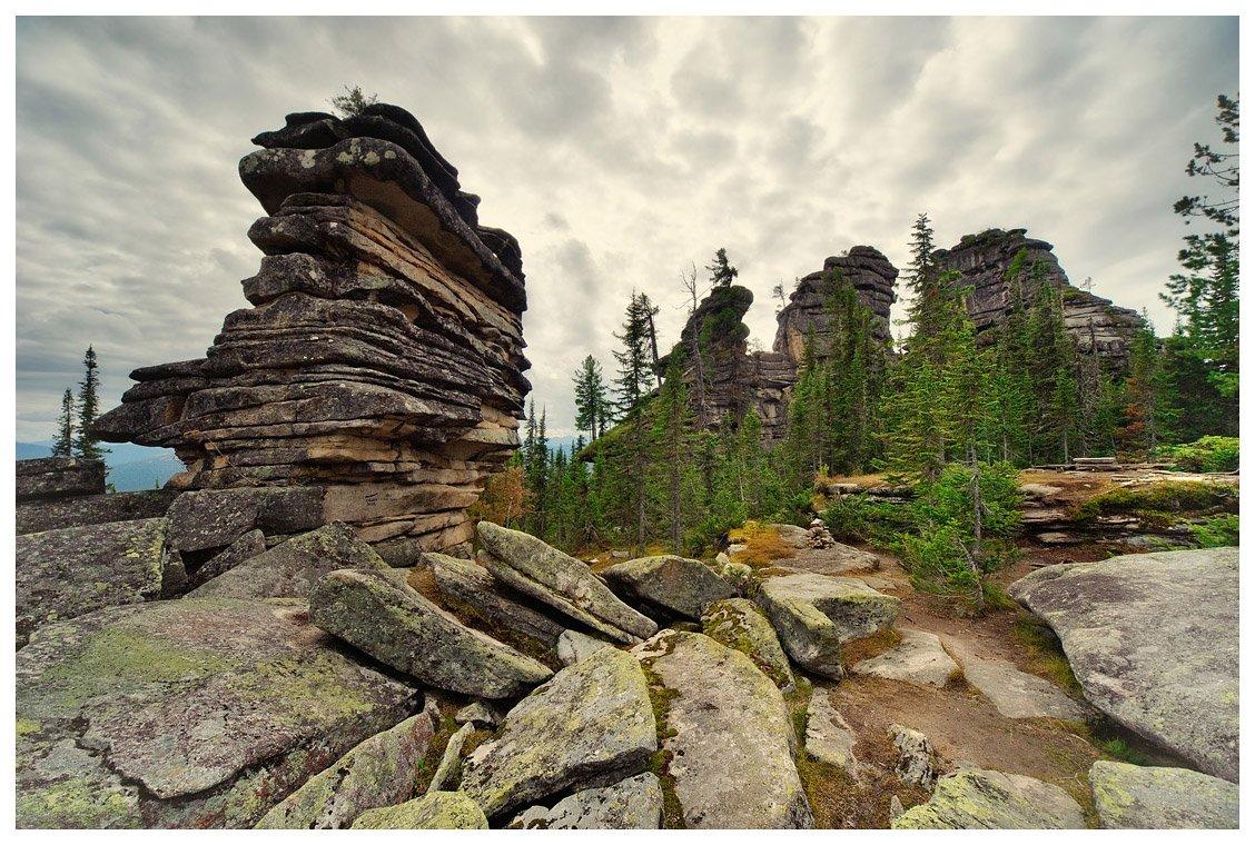 ергаки, зап. саян, каменный город, Dmitriy Egorov