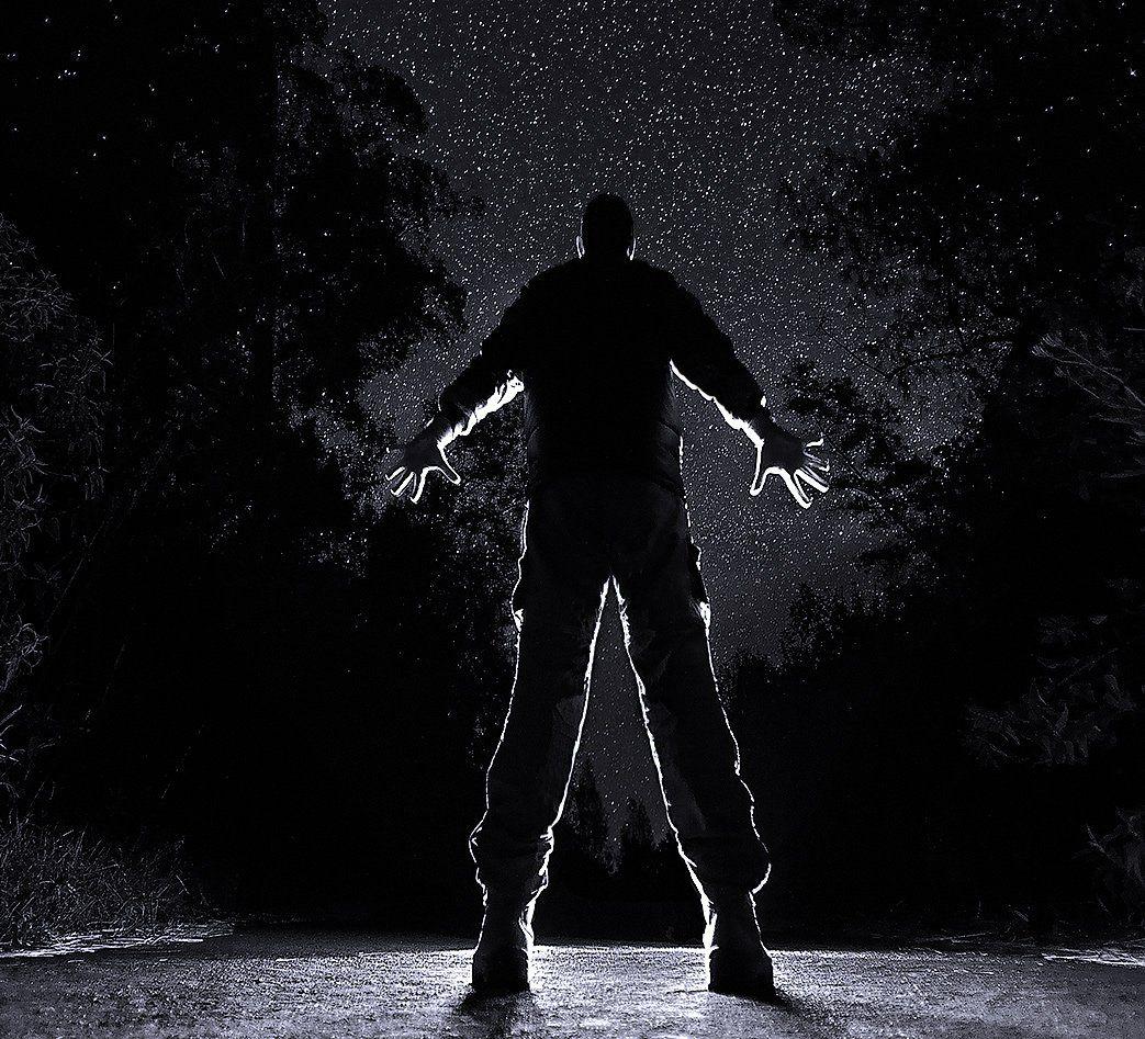 ночь, звёзды, Ne Horoshiy