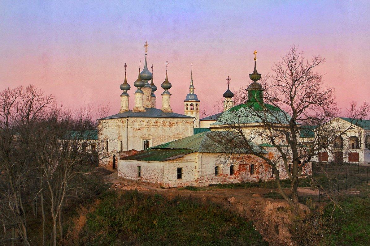 суздаль, кремль, золотое кольцо, Екатерина Богданова