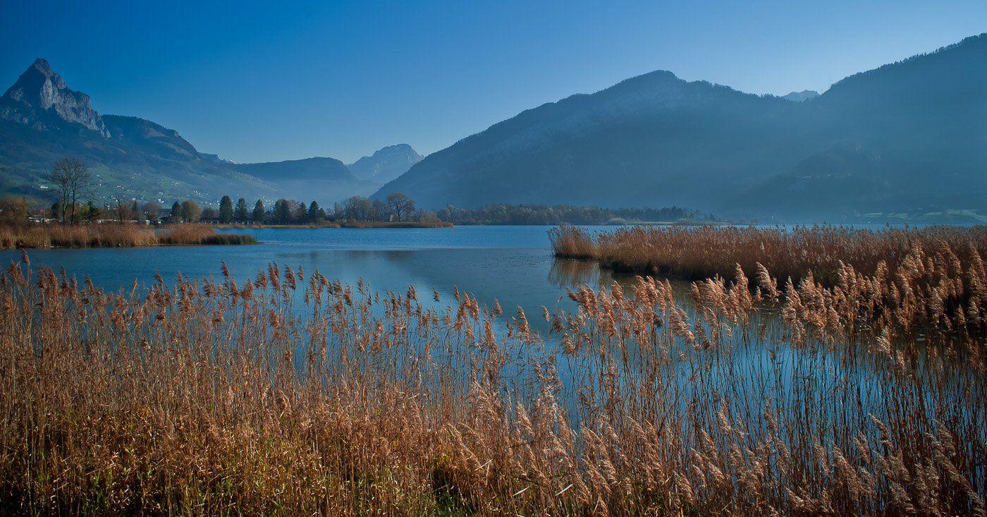 lauerzersee., озеро, Marina Patzen