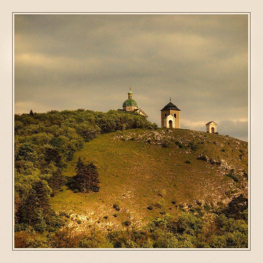 пейзаж, чехия, Oleg Dmitriev