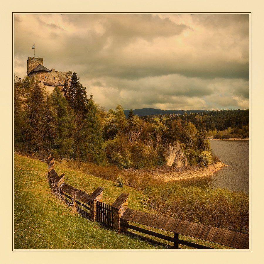 замок, польша, пейзаж, Oleg Dmitriev