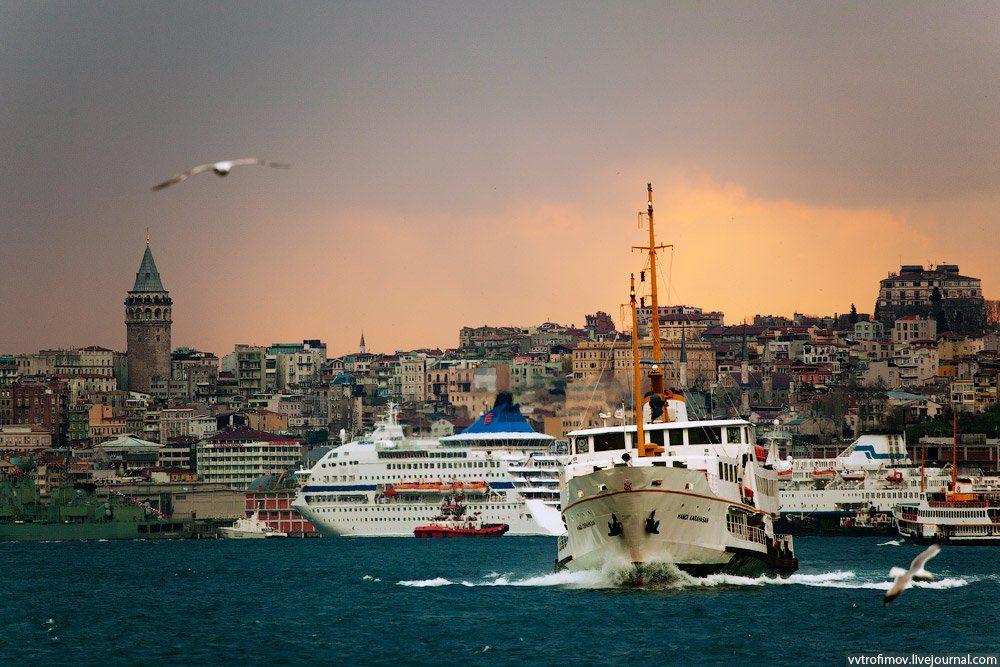 турция, стамбул, turkey, istanbul, Vladimir Trofimov
