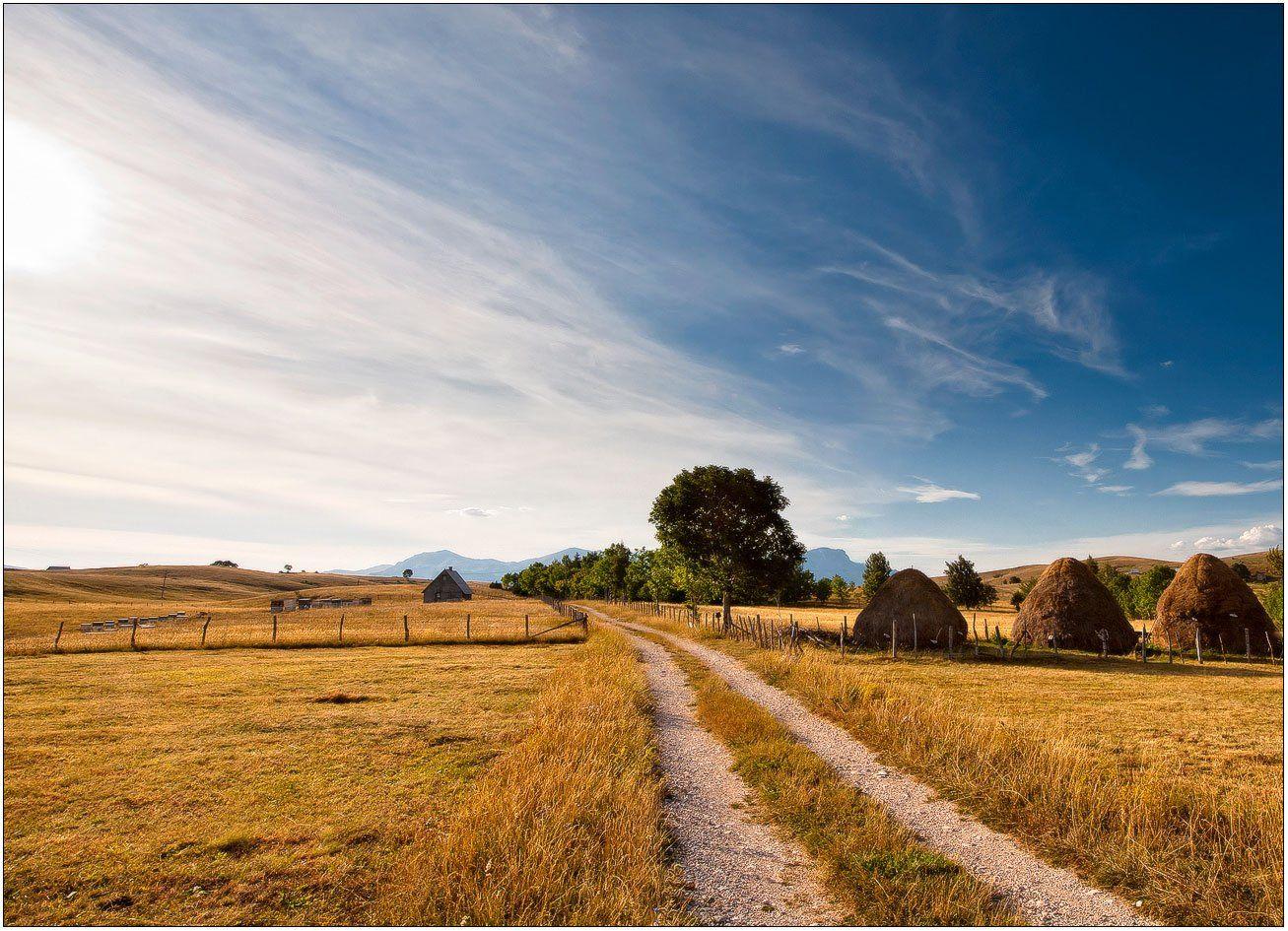 горы,горная деревня,дорога,дом, trinitrotoluol