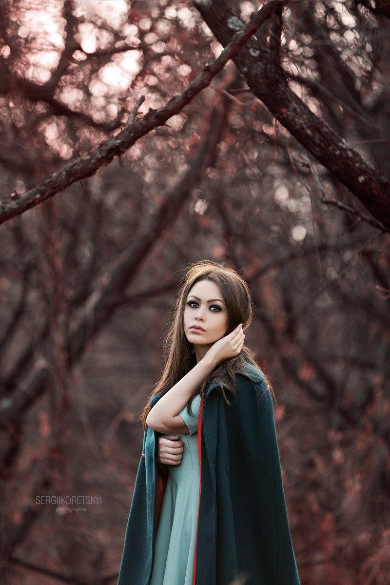 модель, фэшн, девушки, model, fashion, girls, modeling, models, beauty, sexy, beautiful, body, портрет, лицо, лица, девушки, portrait, face, faces, girls, секси, лес, forest, Sergii Koretskyi