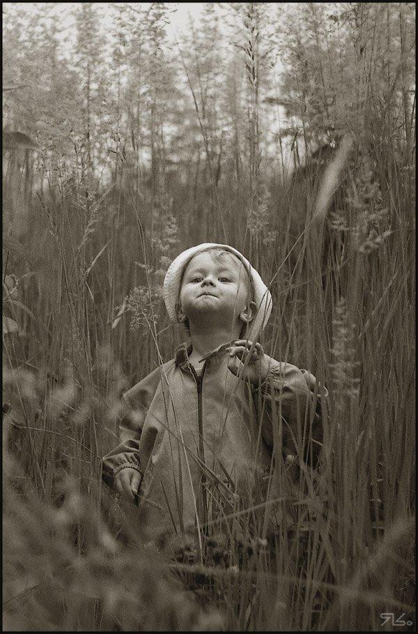 подрастёныш, малыш, Янситов Константин (старший)