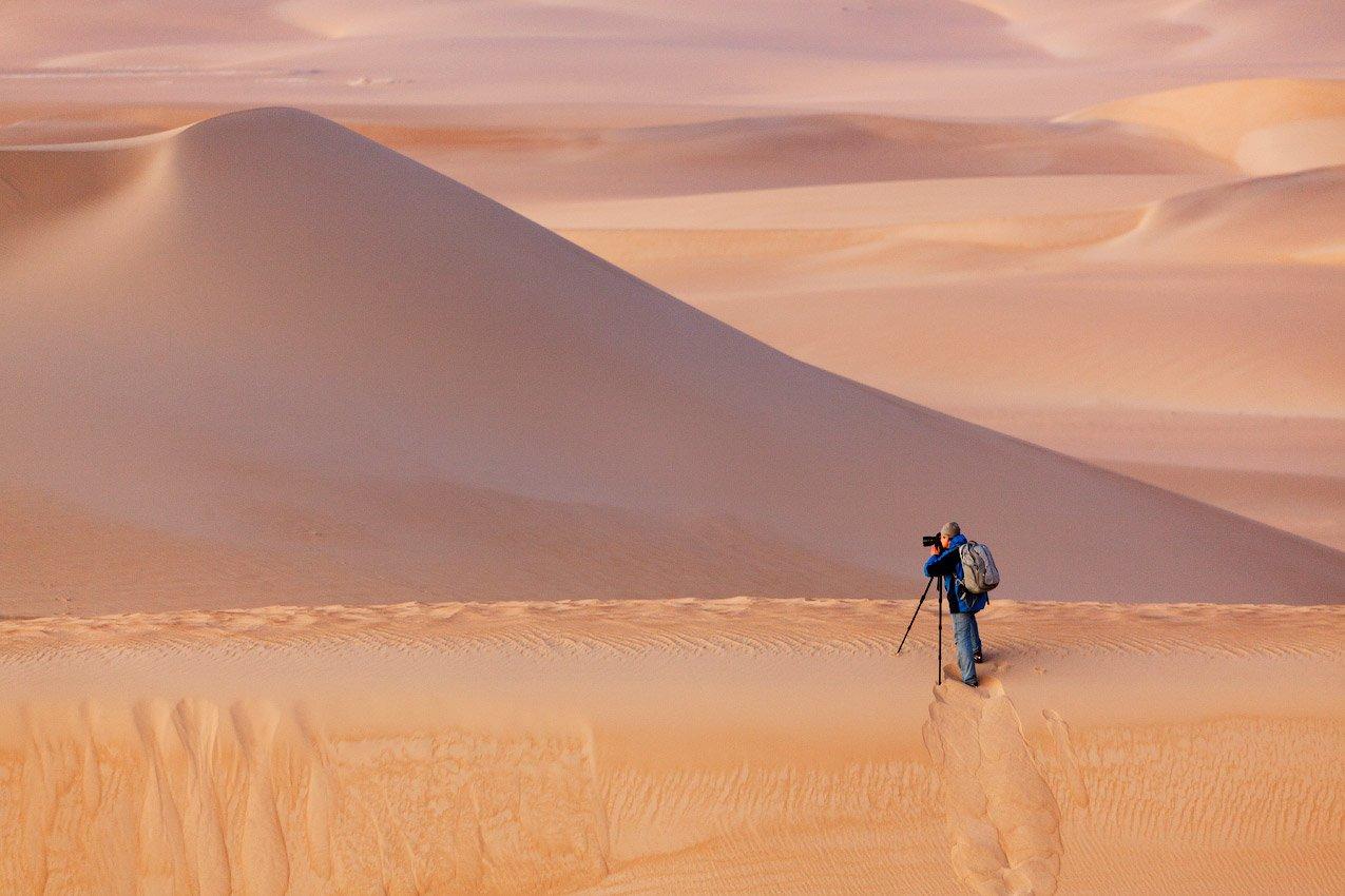 egypt, sahara, great sand sea, Vladimir Trofimov