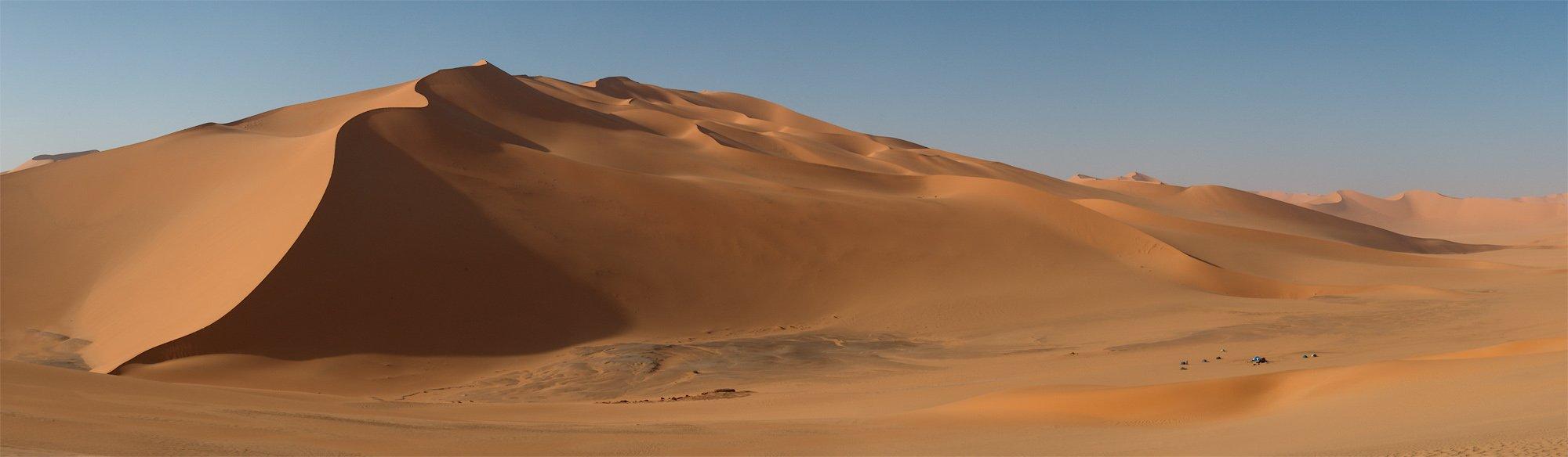 сахара, дюна, песок, Виктор Чистов