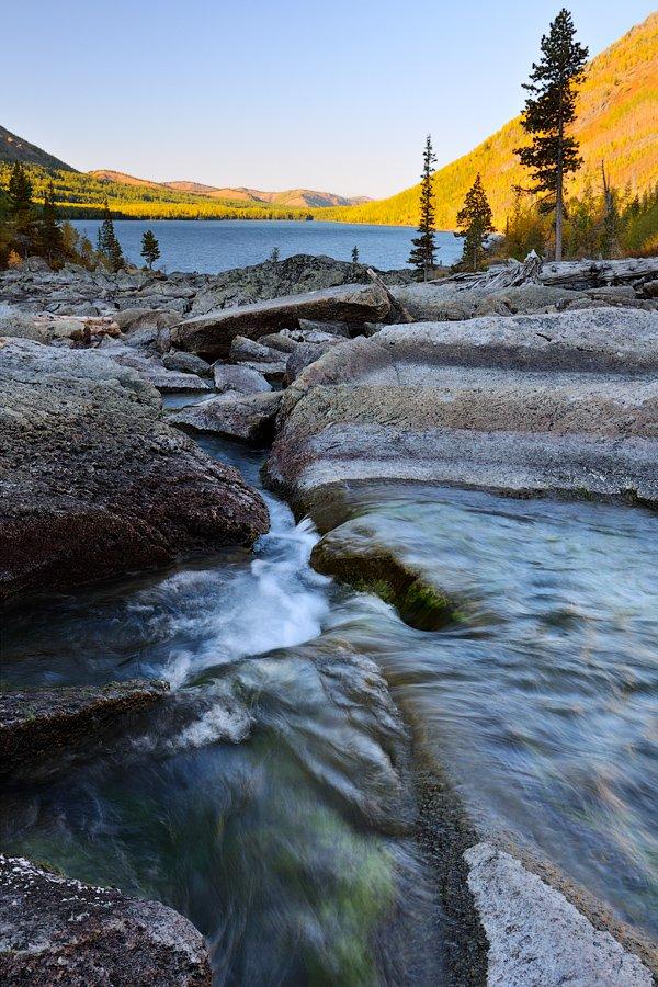 россия,  горный алтай, усть-коксинский район, катунский хребет, нижнее мульти́нское озеро, шумы, Kaiser Sozo
