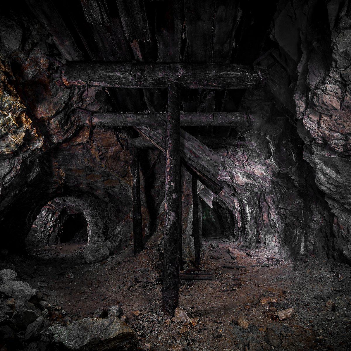 штольня, пещера, Баранов Евгений