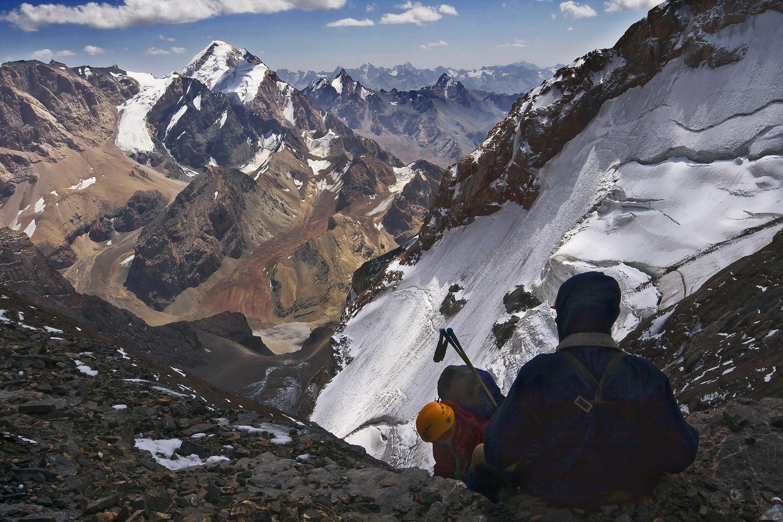 фанские горы, поход, маи, Андрей Chogori Громов