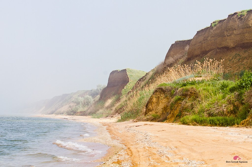 море, лето, пляж, Евгений Харланов