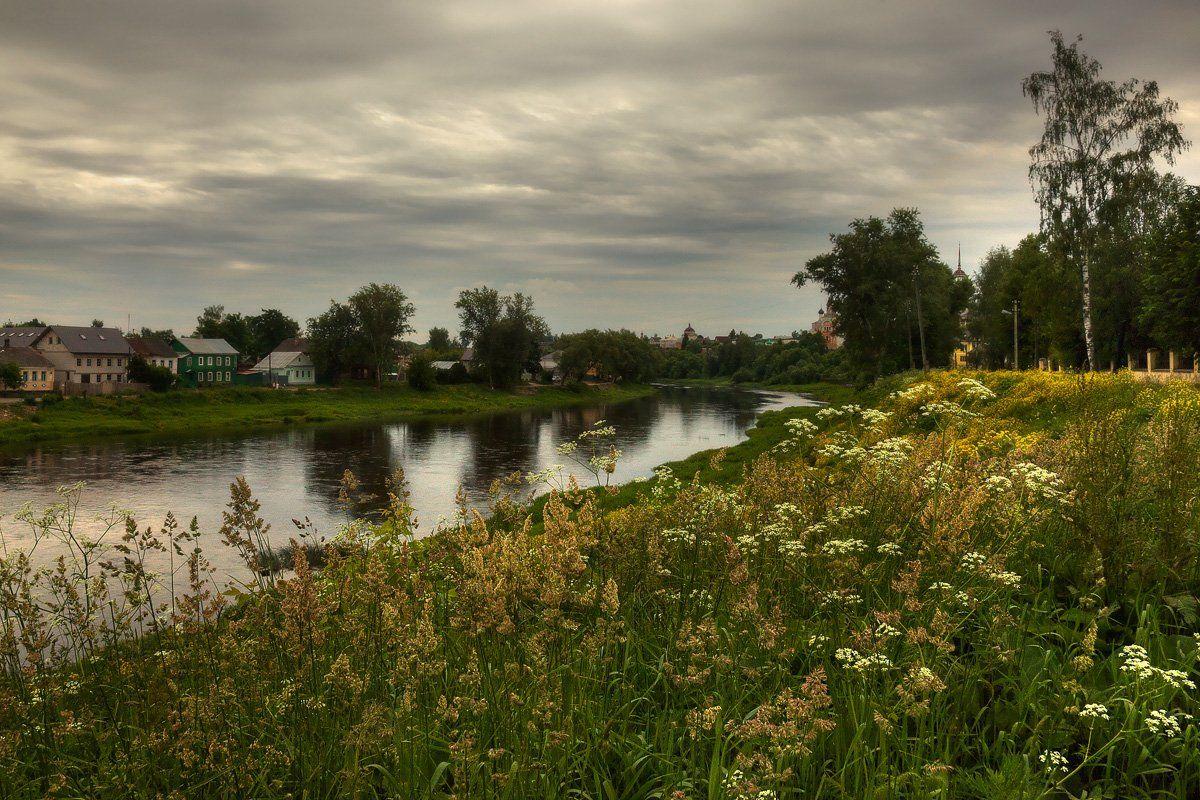 пейзаж, провинция, Oleg Dmitriev
