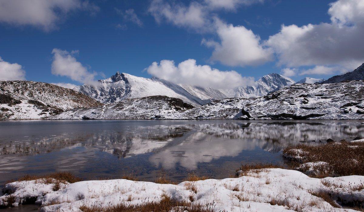 алтай, горный алтай, горы, пейзаж, осень, Елена Арсентьева