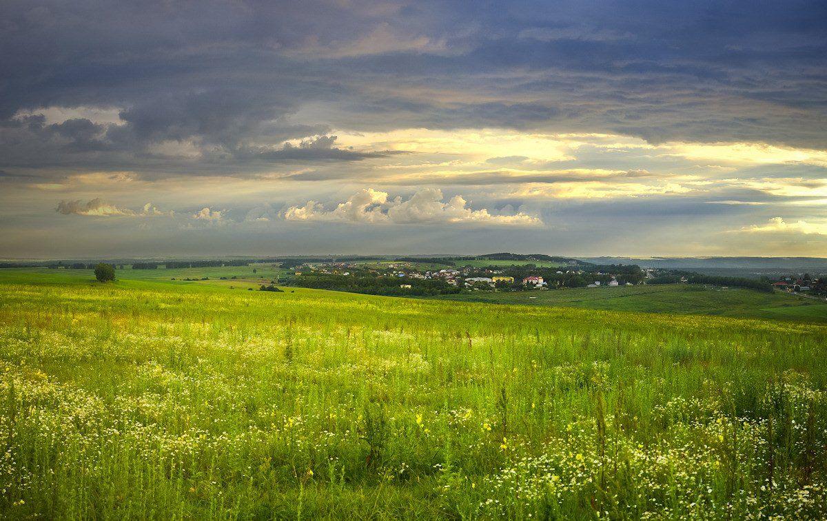 пейзаж, природа, Andrey Zolotnitsyn
