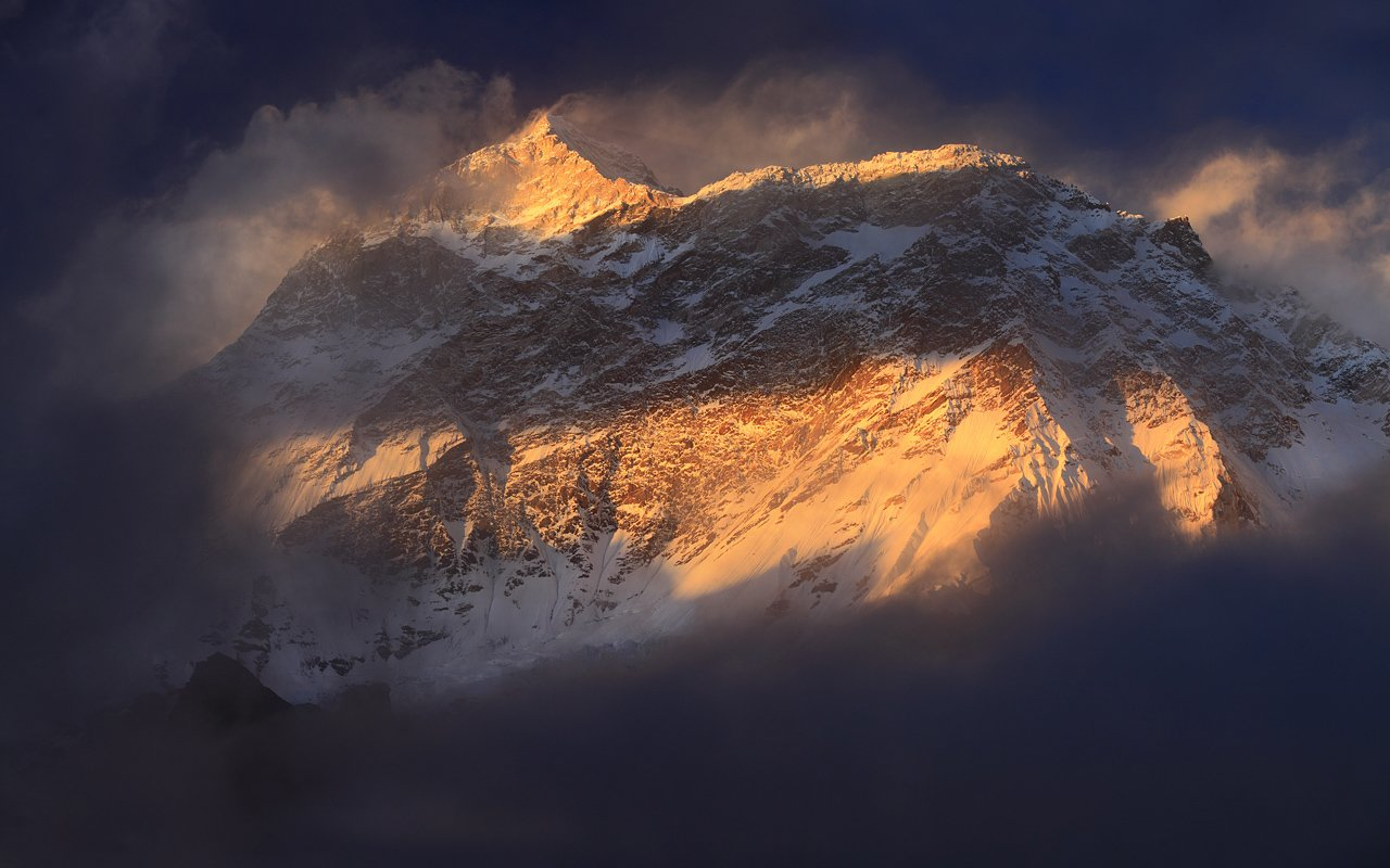 непал, гималаи, макалу, Иван Козорезов